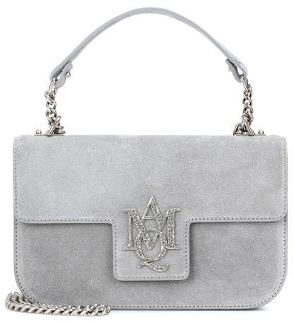 Alexander McQueenAlexander McQueen Insignia chain satchel