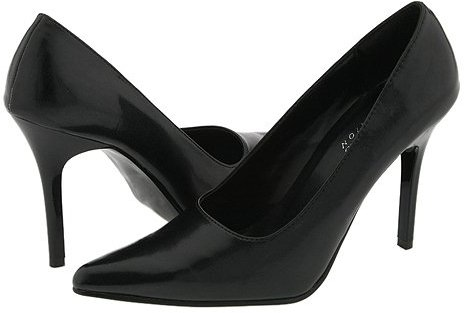 The Highest Heel - Classic (Black Kid Pu)