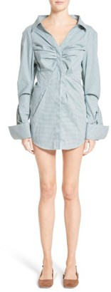Women's Jacquemus Beauduc Shirtdress $480 thestylecure.com