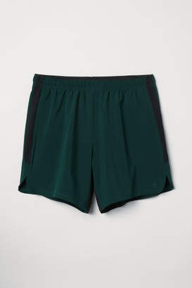 H&M Running Shorts - Green