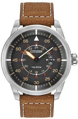 Citizen Men's Avion Eco-Drive Watch, 45mm