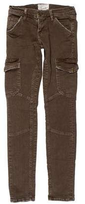 Current/Elliott Low-Rise Cargo Pants
