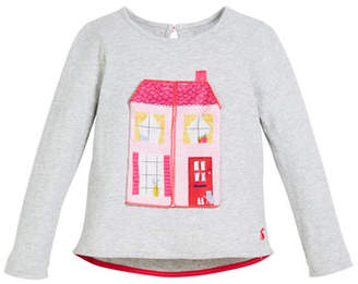 Joules Chomp Animals Tee, Size 2-6