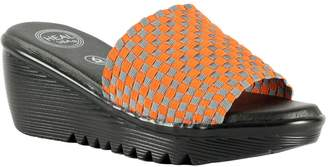 Heal Platform Wedge Sandals - Abbey