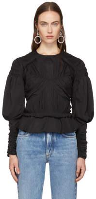 Isabel Marant Black Ullo Blouse