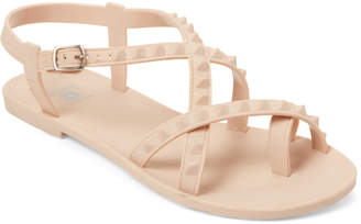 Dizzy Studded Strap Sandals