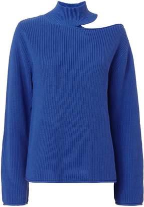 RtA Langley Blue Lagoon Sweater