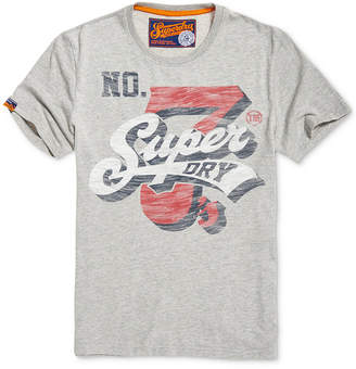 Superdry Men's Super 7 T-Shirt