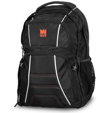 WEN Products WEN Four-Compartment Heavy Duty Backpack with Laptop Storage