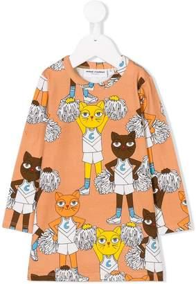 Mini Rodini Cheercats dress