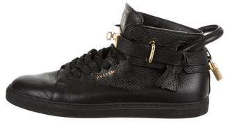 Buscemi x Hennessy V.S.O.P Privilège 100MM High-Top Sneakers