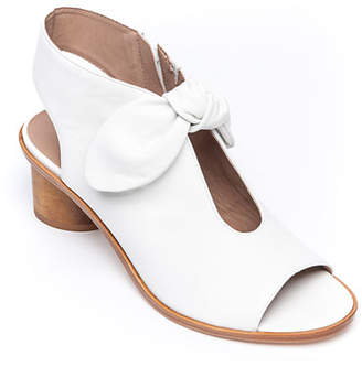 Bernardo Luna Fabric Knotted Sandals