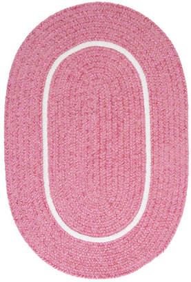 Colonial Mills Silhouette Pink Indoor/Outdoor Area Rug Rug