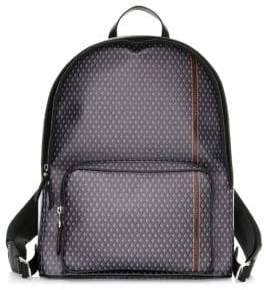 Dunhill ET Luggage Canvas Backpack