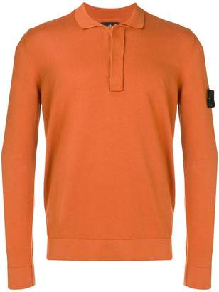 Stone Island Shadow Project collar style jumper