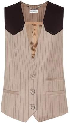 Altuzarra Wallace wool-blend vest