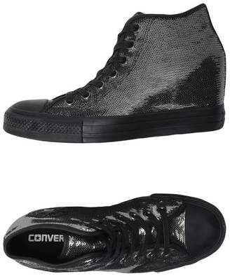 CT AS MID LUX SEQUINS - FOOTWEAR - High-tops & sneakers Converse ZAfH7iaY