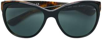 Ralph Lauren tortoise shell effect sunglasses