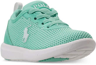 Polo Ralph Lauren Toddler Girls' Kamran Athletic Sneakers from Finish Line