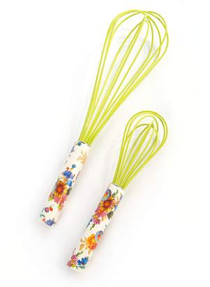Mackenzie Childs Flower Market Small Whisk