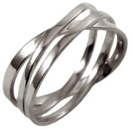 """MARIE JUNE""""¢ Jewelry - Coil Silver Ring"""