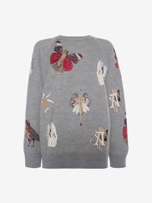 Alexander McQueen Gothic Fairytale Sweatshirt