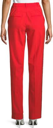 Rag & Bone Oman Tux-Stripe Pants