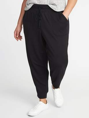 Old Navy Sweater-Knit Plus-Size Joggers