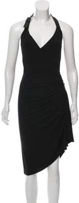 Michael Kors Bodycon Ruffled Dress