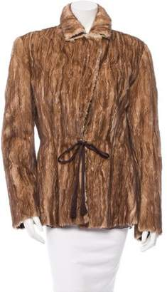 Prada Mink Fur Jacket