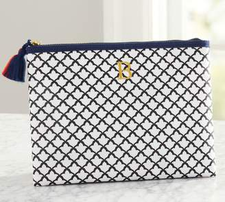 Pottery Barn Marlo Print Cosmetic Pouch