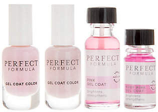Perfect Formula 4-piece Gel Coat Kit