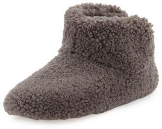 UGG Amary Sheepskin Fur Slipper Bootie $66 thestylecure.com