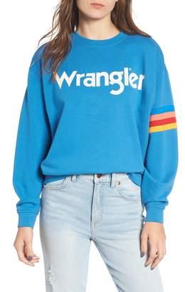 Wrangler Kabel Graphic Sweatshirt