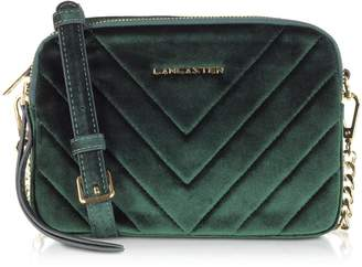 Velvet Couture Lancaster Paris Quilted Camera Bag