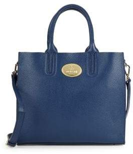 Roberto Cavalli Textured Leather Tote