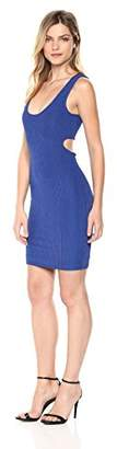 GUESS Women's Sleeveless Coco Ribbed Dress