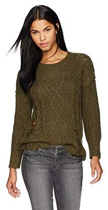 Lucky Brand Women's Portland Pullover Sweater