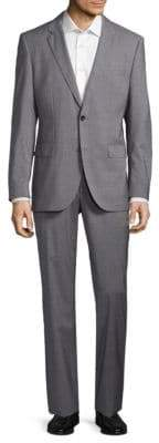 HUGO BOSS The James Wool Suit