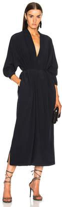 Stella McCartney Maxi Wrap Dress