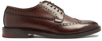 Givenchy Leather brogues