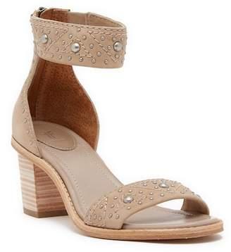 Frye Brielle Deco Back Zip Sandal