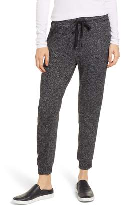 Lou & Grey Brushed Marled Knit Sweatpants