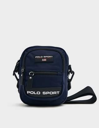 Polo Ralph Lauren Crossbody Bag in Navy