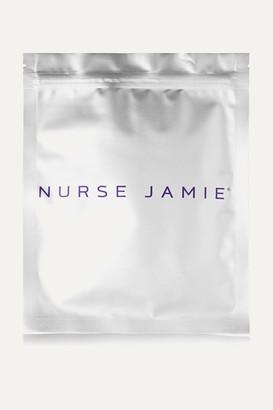 Nurse Jamie - Face Wrap - Colorless