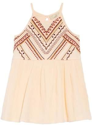 Peek Sofia Embroidered Dress (Toddler Girls, Little Girls & Big Girls)