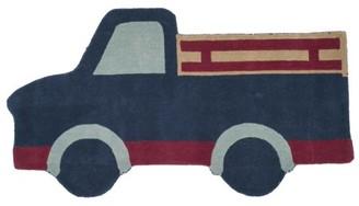 Martha Stewart Safavieh Kids Truck Area Rug