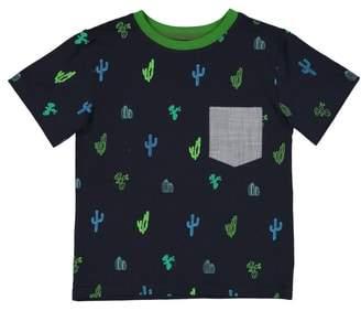 Andy & Evan Catcus Print T-Shirt
