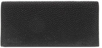 Nina 'Hot Fix' Studded Clutch - Black $45 thestylecure.com