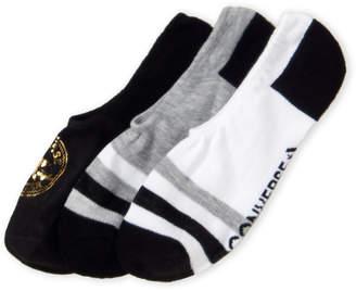 Converse 3-Pack Chuck Patch Socks